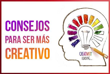 Consejos de creatividad
